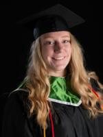 Kristine 2020 Graduate