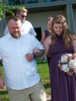 Annes Wedding Family Photo's