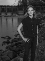 Lena's Photoshoot Muskegon River