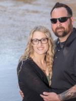 Lauren and Aaron Engagement Roscommon/Ausable River