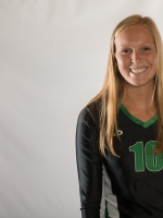 Miss Kelli on Volleyball